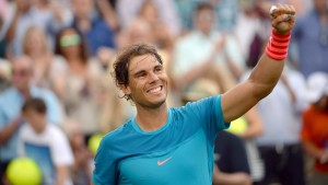 Favorit Nadal steht im Finale