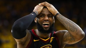Cleveland verliert nach kuriosem Blackout noch