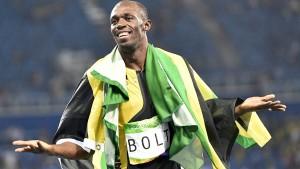 Der unvergleichliche Mister Bolt