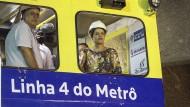 Rio improvisiert für Olympia