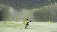 Hoffenheim versinkt im Berliner Schnee