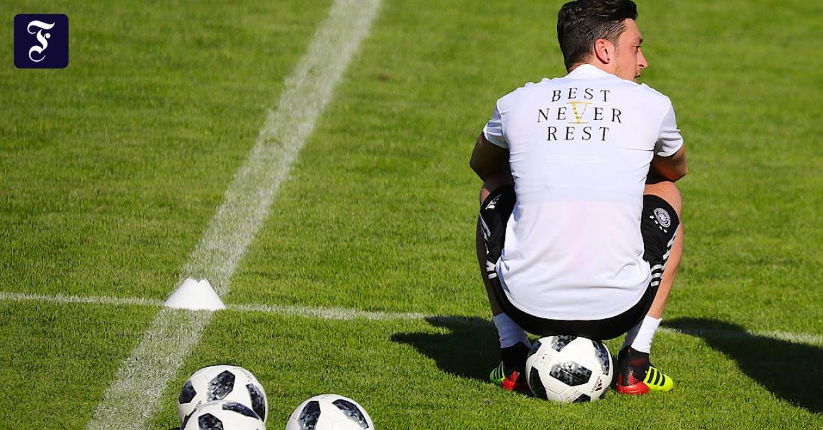 Ausfall offiziell bestätigt: Özil verpasst die WM-Generalprobe