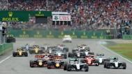 Viel wert: Die Formel 1 wechselt angeblich für 8,5 Milliarden Dollar den Besitzer