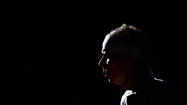 """""""Trauriger Moment"""" für Nadal"""