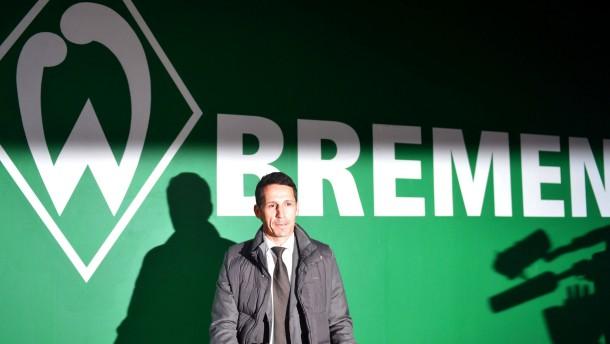 Werder wählt die Eishockey-Lösung