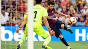 FC Barcelona stürmt nach Tor-Spektakel an die Spitze