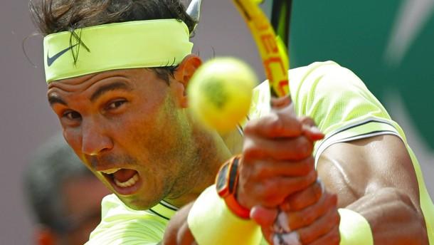 Keine Chance gegen Federer und Nadal