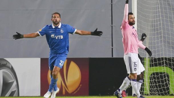 Aus Moskau zurück in die Bundesliga
