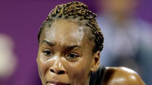 Jankovic, Swonarewa und Venus Williams gewinnen