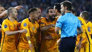 """""""Barça ging unter wie die Titanic"""""""