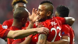 Bayern im Halbfinale gegen Atlético Madrid