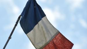 Überraschendes Minus in Frankreich