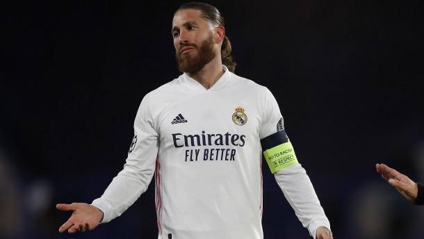 Respekt für Real Madrid