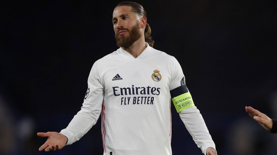 Kapitän von Real Madrid: Sergio Ramos