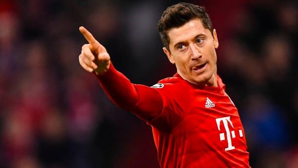 Lewandowski erlöst zögerliche Münchener