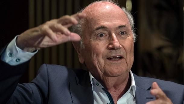 Blatter und nichts als die Wahrheit