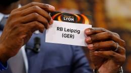 RB Leipzig trifft jetzt auf Olympique Marseille