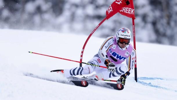 Verliert Luitz seinen ersten Weltcup-Sieg?
