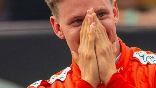 Champion Schumacher