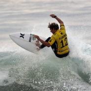 Tanz auf dem Wasser: der neue Weltmeister John John Florence.