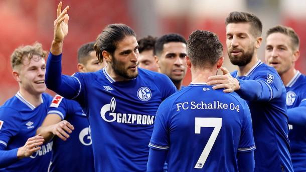 Schalke und Mainz sieglos am Abgrund