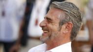Der Nächste, bitte: Tabakexperte Maurizio Arrivabene leitet jetzt Ferrari.