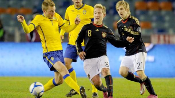 Keine Tore beim deutschen Debütantenball