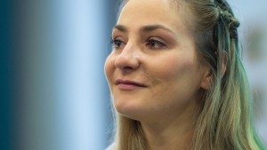 Der bewegende Besuch der Kristina Vogel