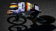 Edelhelfer bei der Tour de France: Tony Martin – vor seinem Ausschluss.