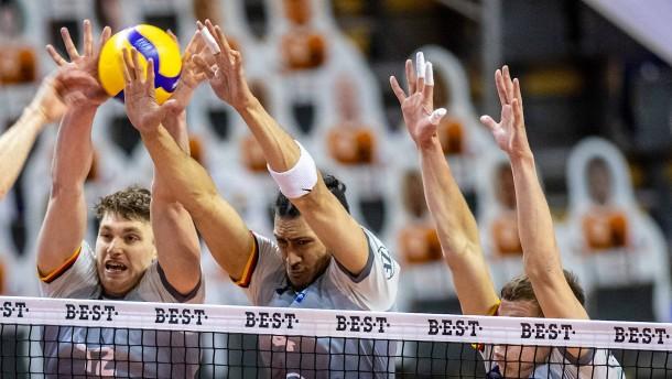"""""""Es bricht uns das Volleyballer-Herz"""""""