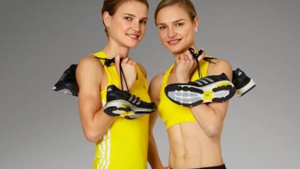 Die Zwillinge aus der Lauf-WG