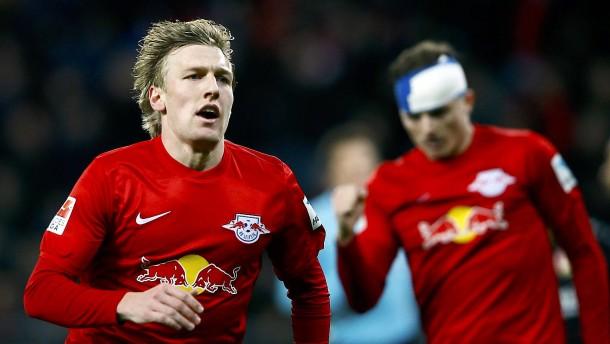 Leipzig setzt die Bayern unter Druck