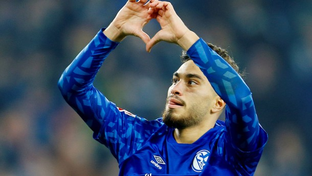 Ein Spieler, der Schalkes Seele berührt