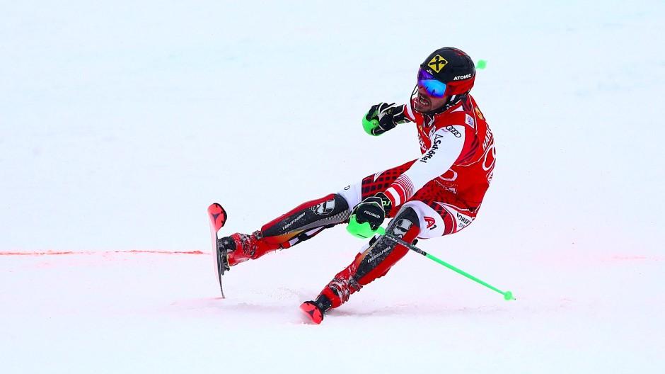 Beim österreichischen Ski-Team soll nun nicht auch noch Marcel Hirscher aus der Spur geraten.