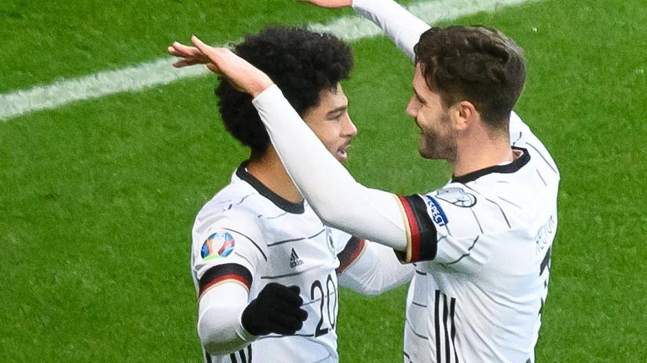 Luca Waldschmidt Mit Verletzung Bei Dfb Elf Gegen Weissrussland