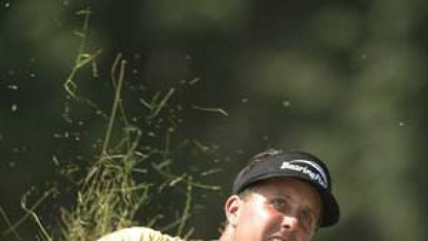 Die magische Zahl 59 verwandelt Golfgegner in Fans