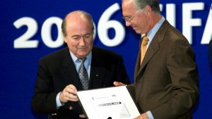 Blatter will aussagen