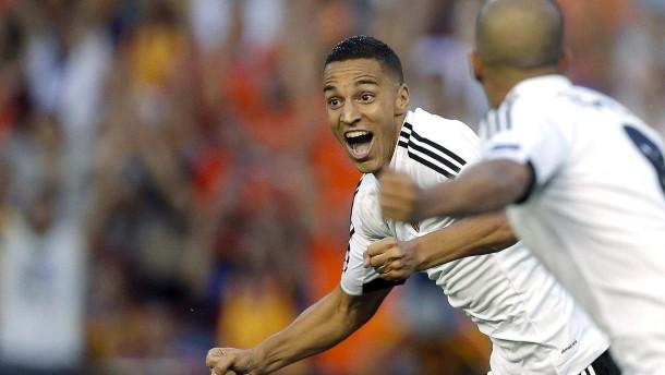 Valencia gewinnt das gefühlte Unentschieden