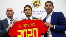 Spanischer Nationaltrainer kurz vor WM entlassen