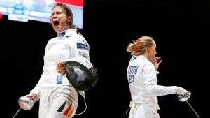 Heidemann holt WM-Silber