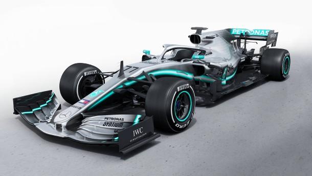 Mercedes' Kampf gegen die schlechte Luft
