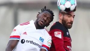 Spitzenteams HSV und Kiel lassen Punkte liegen