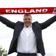 Kann den Schal wieder runter nehmen: Sam Allardyce ist nicht mehr Nationaltrainer