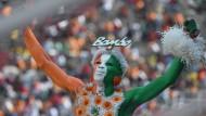 Nigeria raus, Elfenbeinküste und Ghana dabei