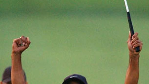 """Tiger Woods: """"Man sollte ihm die Augen verbinden"""""""