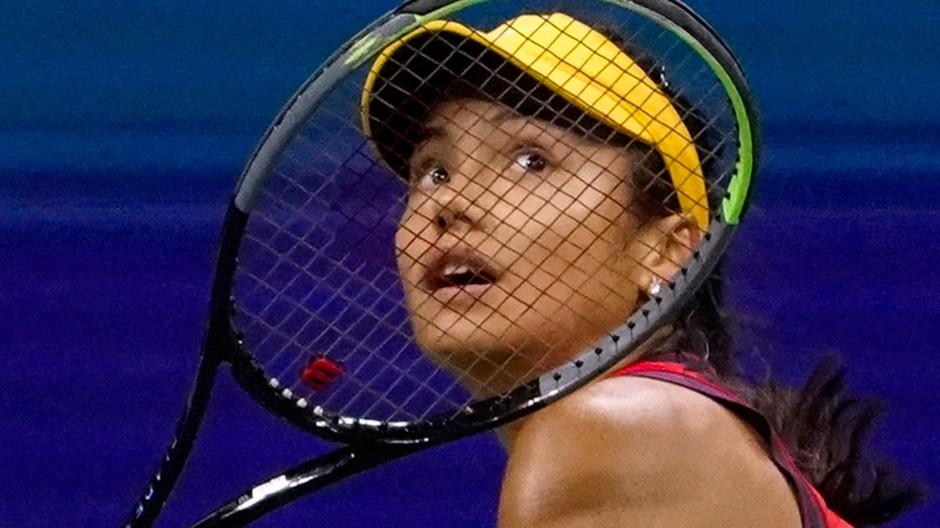 Emma Raducanu hat die Hochschulreife und gewinnt mit 18 die US Open.