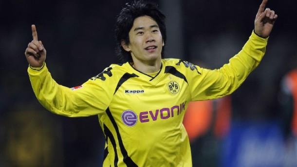 Dortmund dominiert im Duell der Borussen