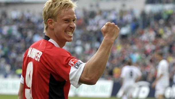 Hannover 96 gelingt ein Befreiungsschlag