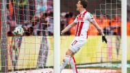 2:0 durch Simon Zoller: Köln hofft wieder