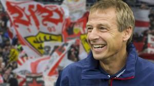 Der VfB ist pikiert